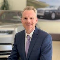 Clinton Woosley at Rusnak Bentley Rolls-Royce Maserati Karma