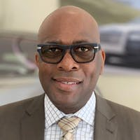 Rickey Williams at Rusnak Bentley Rolls-Royce Maserati Karma