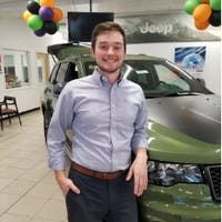 Joulian Gomez at Russ Darrow Chrysler, Jeep, Dodge, Ram of Madison