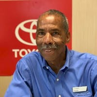 Larry Bouldin at Heritage Toyota Catonsville