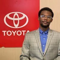 Ryan Diggs at Heritage Toyota Catonsville