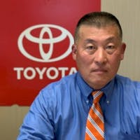 Sam Rhee at Heritage Toyota Catonsville