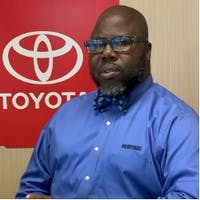 James Akinola at Heritage Toyota Catonsville