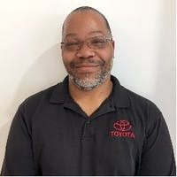 Chuck McMurray at Heritage Toyota Catonsville - Service Center
