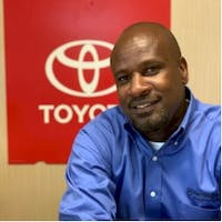 Virgil Boston at Heritage Toyota Catonsville