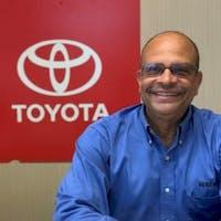 Ali Morsy at Heritage Toyota Catonsville