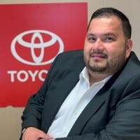 Erick Lopez at Heritage Toyota Catonsville