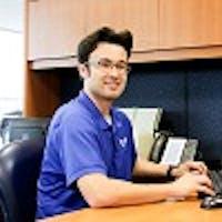 Danny Morse at Russell & Smith Honda