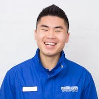 Hanson Le at Russell & Smith Honda