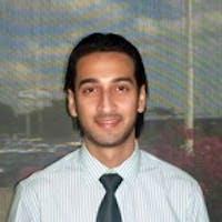 Syed Abidi at Rusty Wallis Honda