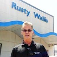 Rusty Wallis at Rusty Wallis Honda