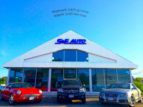 S & E Auto Sales and Service- Weymouth, Weymouth, MA, 02189