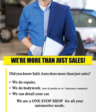 Salit Auto Sales, Edison, NJ, 08817