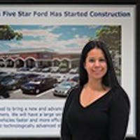 Gayle Rodriguez at Sam Pack's Five Star Ford Carrollton