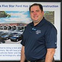 Clay Young at Sam Pack's Five Star Ford Carrollton