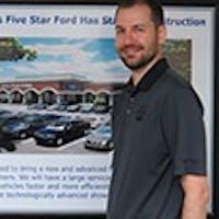 Michael Pisarik at Sam Pack's Five Star Ford Carrollton