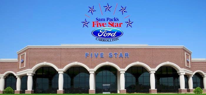 Sam Pack's Five Star Ford Carrollton, Carrollton, TX, 75006