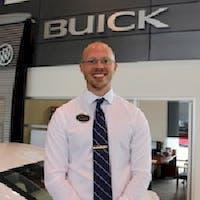 Mickey Hendrick at Courtesy Buick GMC
