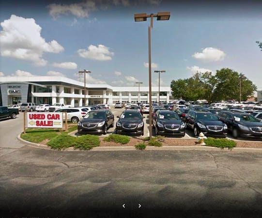 Courtesy Buick GMC, Louisville, KY, 40299