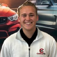 Jake Baxter-Chubb at BMW of San Luis Obispo
