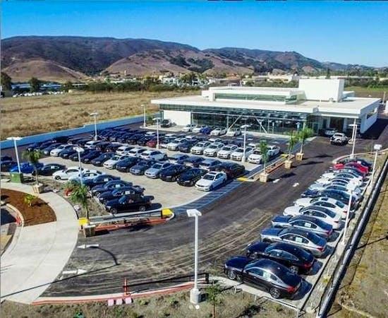 BMW of San Luis Obispo, San Luis Obispo, CA, 93405