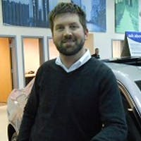 Matt McMenamin at Sands Chrysler Jeep Dodge RAM
