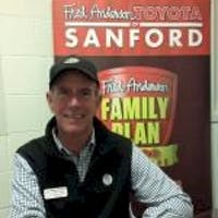 Wayne Gomillion at Fred Anderson Toyota of Sanford