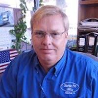 Ron Hinson at Santa Fe Ford