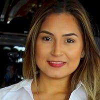 Pilar Nanez at Sarant Cadillac