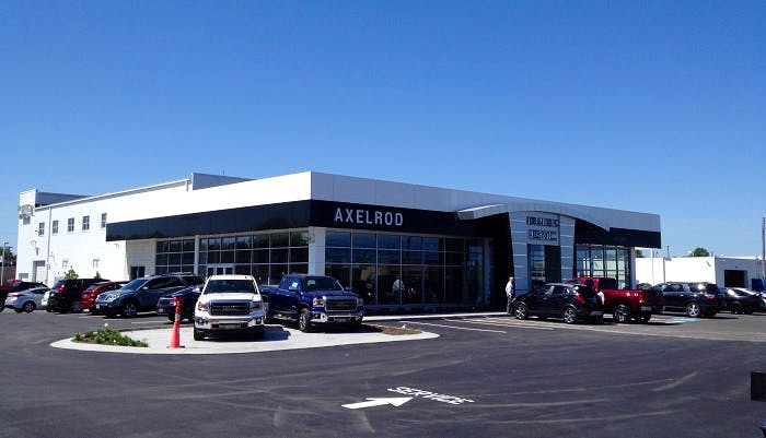 Axelrod Buick GMC, Parma, OH, 44129