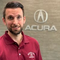 Michael Bansak at Schaller Acura