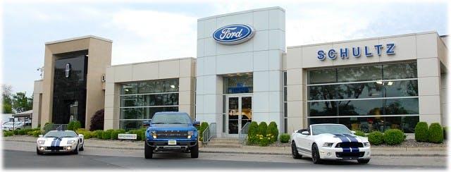 Schultz Ford Inc, Nanuet, NY, 10954