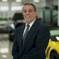 Peter Cinicolo Jr. at Schumacher Chevrolet