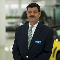 Yousef Mahmoud at Schumacher Chevrolet