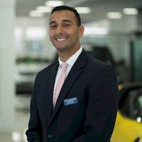 Moawiah Kahala at Schumacher Chevrolet