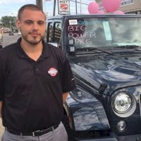 Richard  Kaspereit at Security Dodge Chrysler Jeep Ram