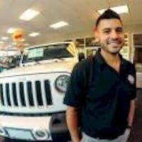 David  Garcia at Security Dodge Chrysler Jeep Ram