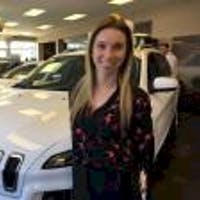 Marissa Maniscalco at Security Dodge Chrysler Jeep Ram