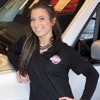 Gabby Vigs at Security Dodge Chrysler Jeep Ram