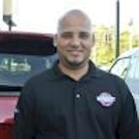 Junior Corcino at Security Dodge Chrysler Jeep Ram