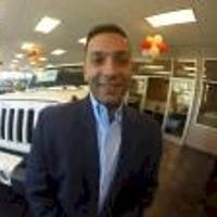 Sunny Kaliandasani at Security Dodge Chrysler Jeep Ram