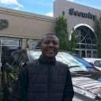 Fritz  Francois at Security Dodge Chrysler Jeep Ram