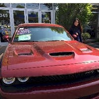 Aliea Malhotra at Security Dodge Chrysler Jeep Ram