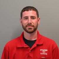 Blake Butler at Prestige Toyota of Ramsey