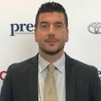 Edmund Ruela at Prestige Toyota of Ramsey