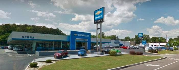 Serra Chevrolet, Birmingham, AL, 35215
