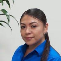 Daniela  Gutierrez at Serramonte Ford