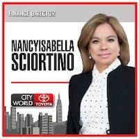 NancyIsabella  Sciortino  at City World Toyota