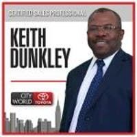 Keith Dunkley at City World Toyota