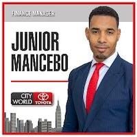 Junior Mancebo at City World Toyota